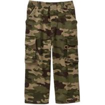 Pantalon Cargo Camuflaje Militar Talla 3 ,4 ,5 Envio Gratis