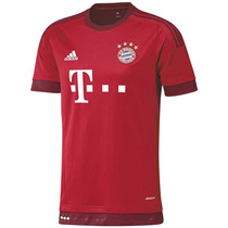 Playera Jersey Local Fc Bayern Munich Hombre Adidas S14294