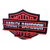 Repisa Para Exhibir Coleccion De Motos Harley Davidson