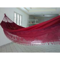 Rede De Dormir Casal Várias Cores Gabardine -compra Fácil