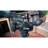 Vendo Camara De Video Sony Nxcam Professional
