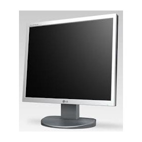 Monitor Lcd Lg Flatron 1753 - 17 Polegadas