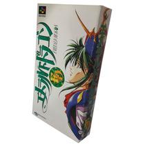 Emerald Dragon Rpg Super Famicom Cartucho Super Nintendo