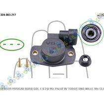 Sensor De Posicao Da Borboleta Gol 1.6 8v Gasolina 95/96