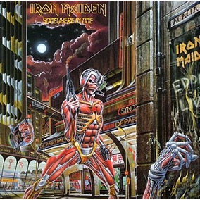 Partituras Guitarra Rock Iron Maiden Some Where In Time