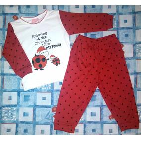 Pijama Navidad O Casual | Niña | Hembra | Talla: 12-18meses