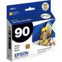 Cartuchos Epson 90 Negro 100 % Original Blister Oem Cx5600