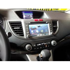 Stereo Honda New Crv 2012 Dvd Gps Bluetooth Ipod Tv