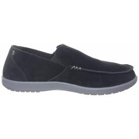 Zapato Hombre Crocs Santa Cruz Suede