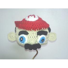 Touca Bebê Em Croche - Roupas de Bebê Vermelho no Mercado Livre Brasil 2c569a19e55