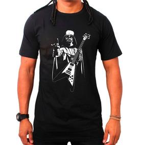 Camiseta Darth Vader - Heavy Metal - Star Wars Geek Camisa