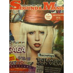 Lady Gaga Revista Segunda Mano Usa
