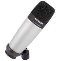 Microfono Samson C01 Condenser De Estudio Valija Pipeta