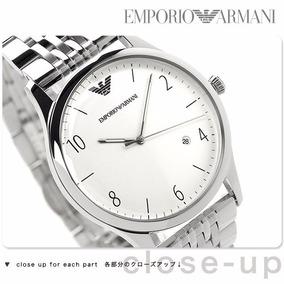 Armani Reloj Hombre Analógico Cuarzo Acero Inox Ar1867