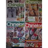 8 Revistas Chinelos Decorados