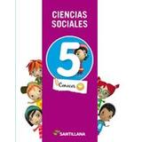 Ciencias Sociales 5 Conocer + Santillana