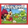 Figuritas Del Album Angry Birds - Año 2012 - Sticker Design