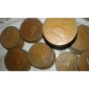 Moneda 20 Centavos 1943, 1944, 1945, 1946, 1953, 1954