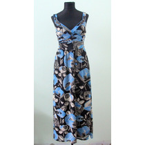 Vestido Largo Elegante Marca Kimchi & Blue - Envios