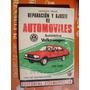 Libro: Reparacion Y Ajuste Autolatina Volkswagen Vw 1500 Dod