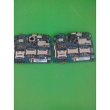 Duas Placas Celular Cce Motion Sk504 Para Retirar Peças