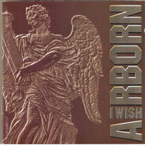 Cd Airborn I Wish - Long Island Records - Raro - Novo***