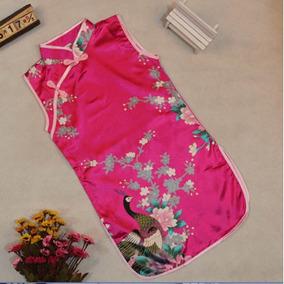 Vestido Importado Japão Menina Tam. 4 (pronta Entrega).