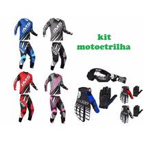 Kit Equipamentos Ims Motocross Trilha Enduro