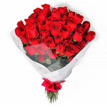Ramo De 36 Rosas Flores Maxima Calidad