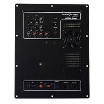 Amplificador Inbox P/ Caixa Ativa Al1000 Mixer Audio Leader