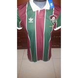 Jersey Fluminense Retro adidas Originals Flamengo