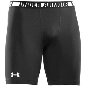 Short Leggings Heatgear Compression Under Armour Ua979