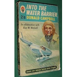 Libro Into The Water Barrier Donald Campbell Bluebird Lancha