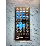 Controle Dvd Automotivo Lenoxx Ad-2603 Rc-501 100% Original