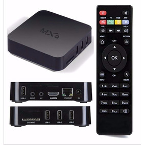Google Tv Box Quad Core Android 4.4 8gb Smart Tv Netflix