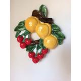 Fruta Decorativa Para Guindar En Pared Cocina Restaurante