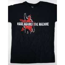 Camiseta Rage Against The Machine - Battle Of Los Angeles