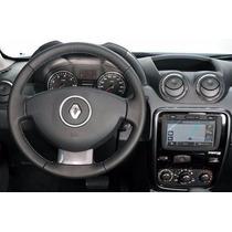 Tampa Capa Airbag Volante Renault Clio 2014 Diante Original