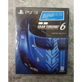 Juego Gran Turismo 6 Para Ps3 Edicion Limitada 2 Juegos S/89