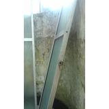 Vendo 2 Hojas De Cerramientos De Aluminio Con Vidrio 2 Mts