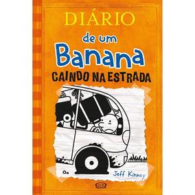 Diário De Um Banana 9: Caindo Na Estrada - Capa Brochura