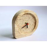 Reloj De Escritorio Mesa De Luz Diseño Moderno Minimalista