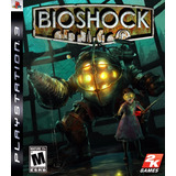 Bioshock - Ps3 - Entrega Inmediata