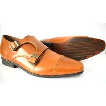 Zapatos Para Hombre De Vestir/casual,100% Piel Hecho A Mano