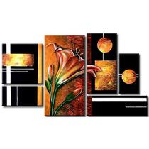 Cuadros Florales, Modernos, Trípticos, Texturados,originales