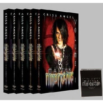 Criss Angel Master Mindfreaks Vol. 1- 5 (gimmick Incluido)