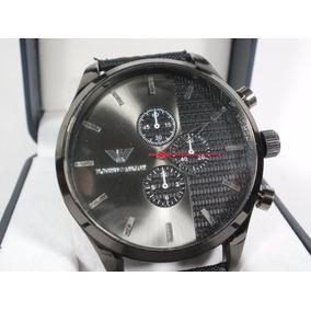Moderno Reloj Emporio Armani ,nuevo Modelo 2017,subasta $1