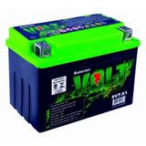 Bateria De Moto Dafra Next 250 Cb 500 Kansas 150