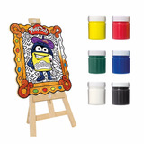 Kit Pintura Meu Pequeno Artista Play-doh - Fun 8005-9