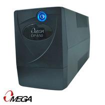 Ups Regulador De Voltaje Omega 650va 6 Tomas Backup